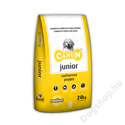 Canun Medium Junior 20 kg