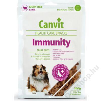 Canvit jutalomfalat kutyáknak Immunity 200 g
