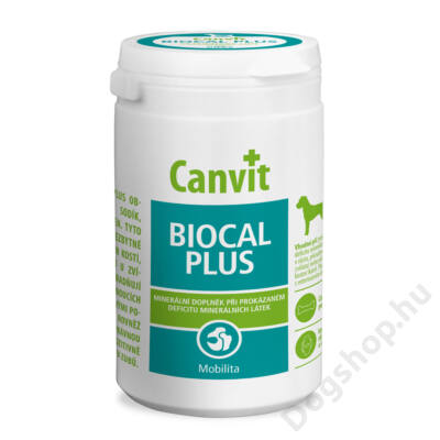 Canvit  kutyáknak Biocal Plus 230 g