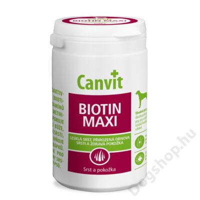 Canvit  kutyáknak Biotin Maxi 230 g