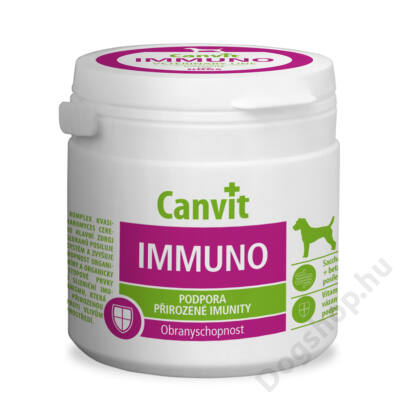 Canvit  kutyáknak Immuno 100 g