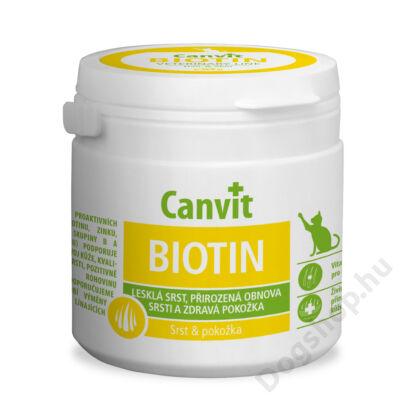 Canvit  macskáknak Biotin 100 g