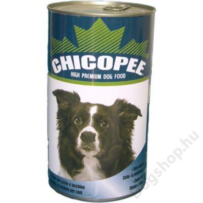 Chicopee Konzerv Kutya Csirke/Pulyka 1230G