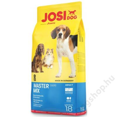 JosiDog Master Mix.jpg