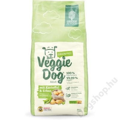 GREEN PETFOOD VeggieDog Gabonamentes 15kg
