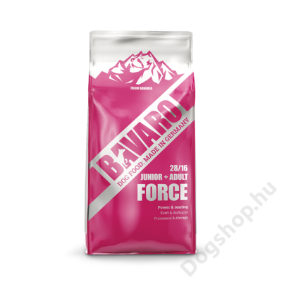 Bavaro Force 28/16 18kg