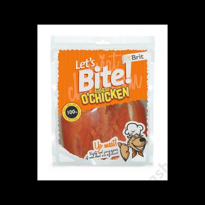Brit Lets Bite Fillet o'Chicken 80 g