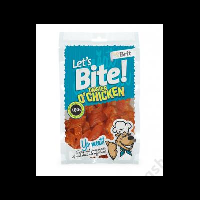 Brit Lets Bite Twister o'Chicken 80 g