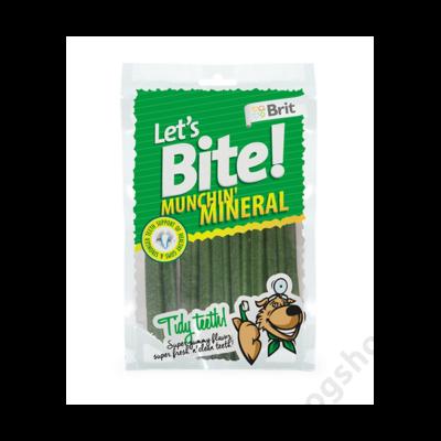 Brit Lets Bite Munchin' Mineral 105 g