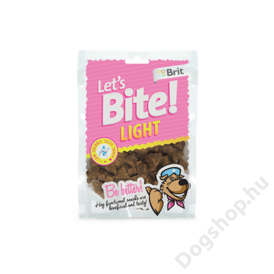 Brit Lets Bite Light 150 g
