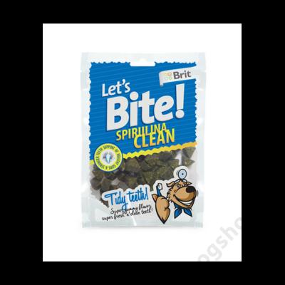 Brit Lets Bite Spirulina Clean 150 g