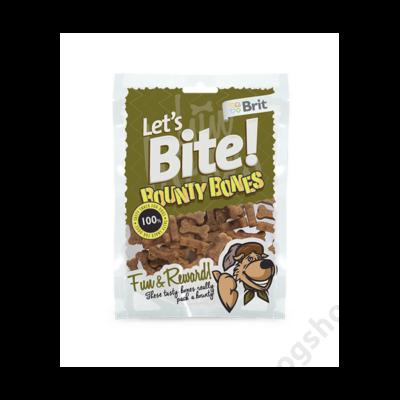 Brit Lets Bite Bounty Bones 150 g