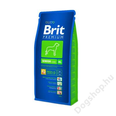 Brit Premium Extra Large Senior 15kg