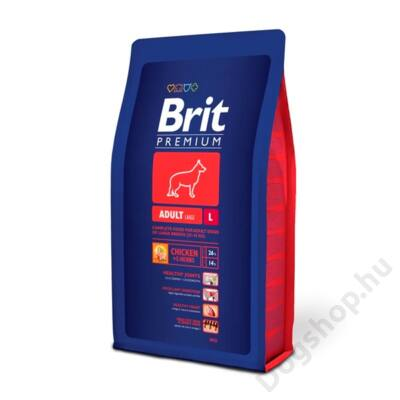 Brit Premium Large Adult 3kg