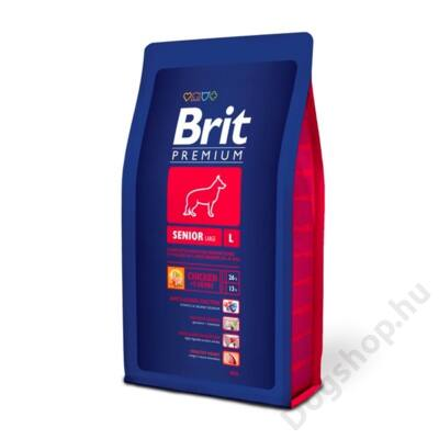 Brit Premium Large Senior 15kg