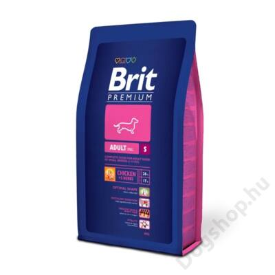 Brit Premium Small Breed Adult 1kg