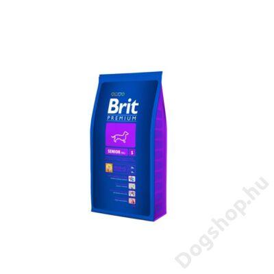 Brit Premium Small Breed Senior 1kg