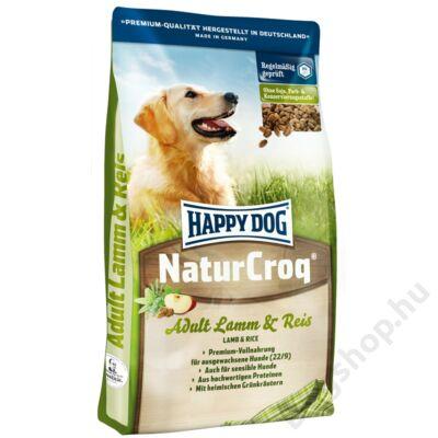 Happy Dog  Natur-Croq Lamm/Reis (Bárány & Rizs) 4 Kg
