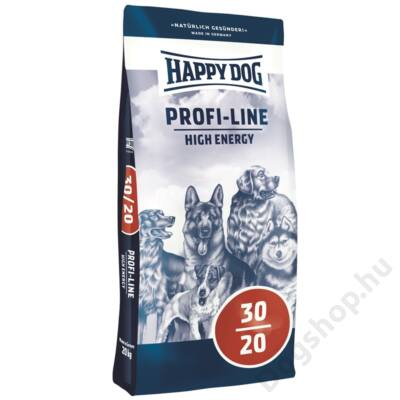 Happy Dog Profi-Krokette High Energy 30/20 20 Kg