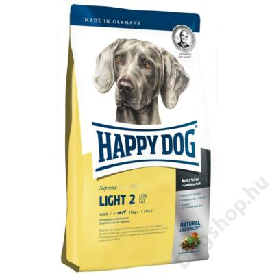 Happy Dog Supreme Fit & Well  Adult Light Calorie Control 4 Kg