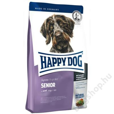 Happy Dog Supreme Fit & Well  Senior 4 Kg