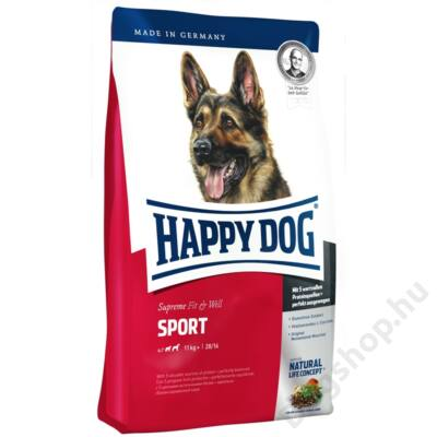 Happy Dog Supreme Fit & Well  Sport 15 Kg
