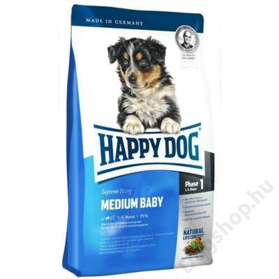 Happy Dog Supreme  Medium Baby 29 300 Gr