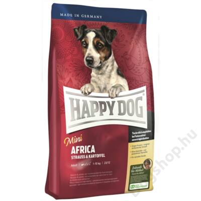 Happy Dog Supreme  Mini Africa 300 Gr