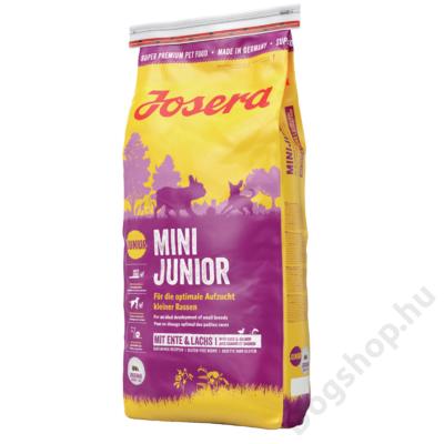 Josera MiniJunior 3 db 15 kg