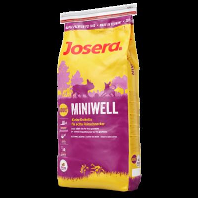 Josera Miniwell 15 kg