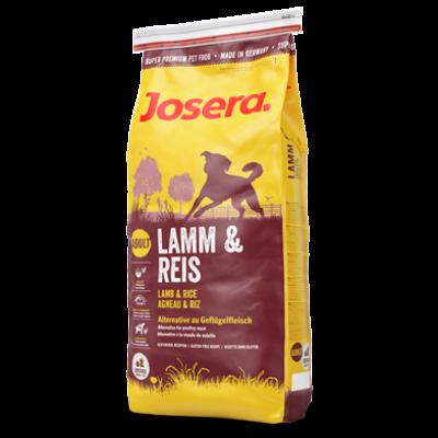 Josera Lamb & Rice 5x0,9kg