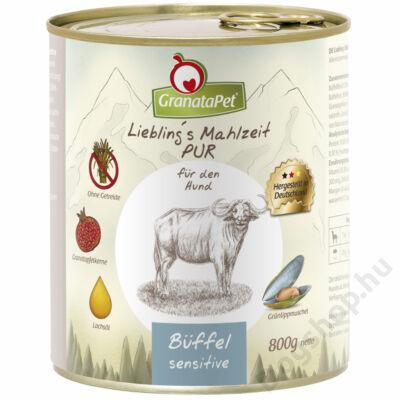GranataPet Liebling´s Mahlzeit bivaly PUR sensitive konzerv