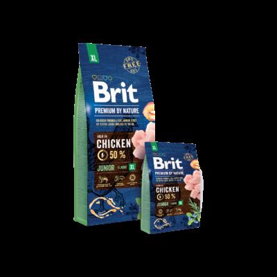 Brit Premium by Nature Extra Large Junior 15kg