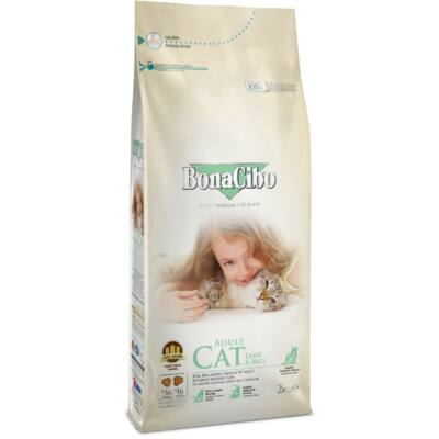 BONACIBO CAT (Lamb_and_Rice) 5 kg