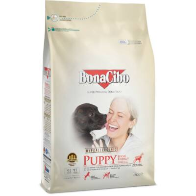 BONACIBO High Energy - PUPPY (Chicken) 15 kg