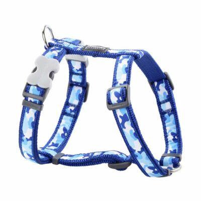 Red Dingo Camouflage Dark Blue XLarge Dog hám