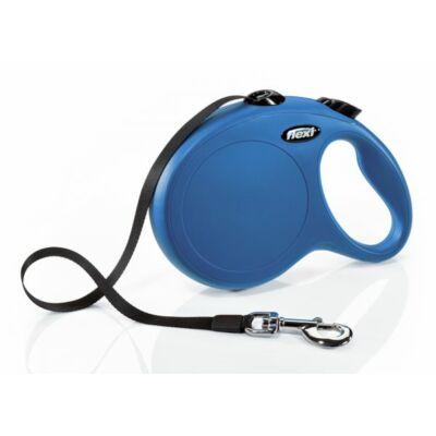 Flexi New Classic szalag L 8m 50kg-ig kék