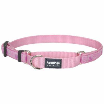 Red Dingo Breezy Love Pink Medium Martingale nyakörv