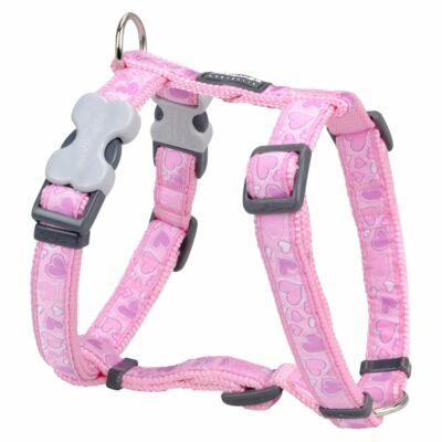 Red Dingo Breezy Love Pink XLarge Dog hám