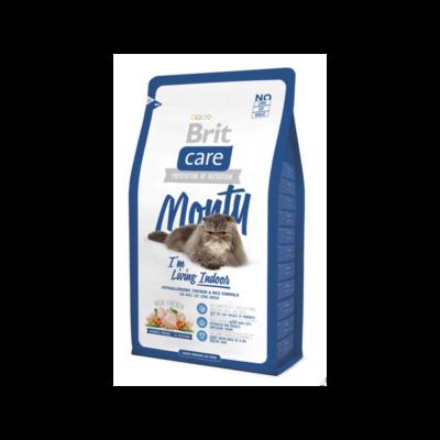 BRIT CARE Cat Monty Living Indoor 2kg