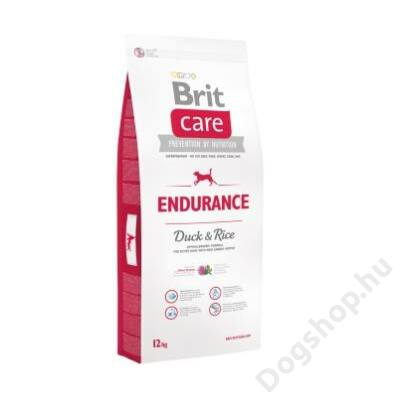 Brit Care Endurance 12 kg 2db