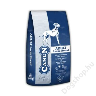 Canun ADULT LARGE BREED 20kg