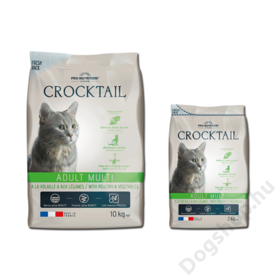 Flatazor Crocktail Adulte Multi 2kg