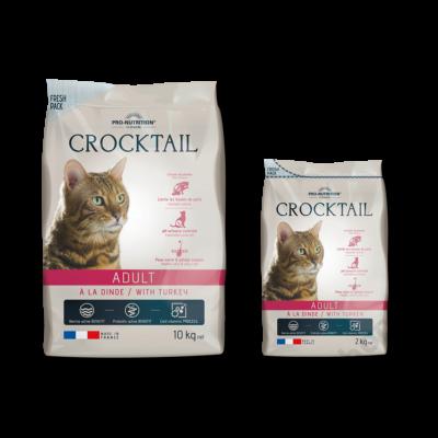 Flatazor Crocktail Adulte with Turkey 2kg