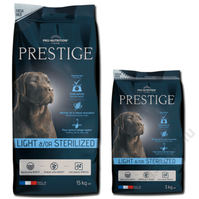 Flatazor Prestige Adult Light and/or sterilised 15kg