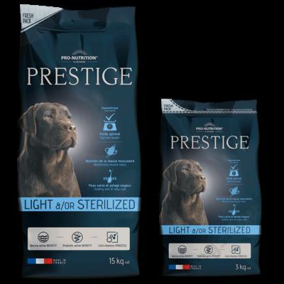 Flatazor Prestige Adult Light and/or sterilised 3kg
