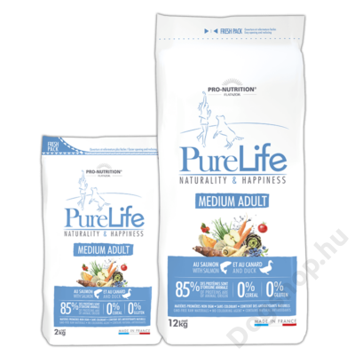 Flatazor Pure Life Medium Adult 12kg