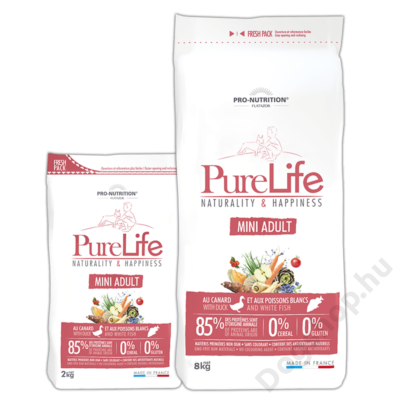 Flatazor Pure Life Mini Adult 8kg