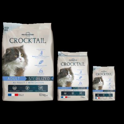 Flatazor Crocktail Adulte Sterilized with Chicken 0,4kg