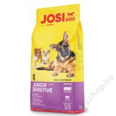 JosiDog Junior Sensitive 18kg